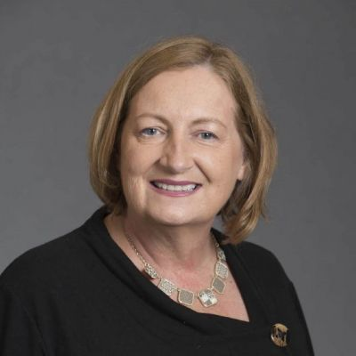 Ginny Hanrahan, CEO CORU final